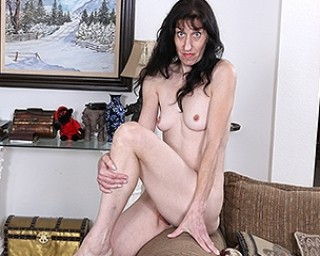 Naughty American lady getting wet and wild
