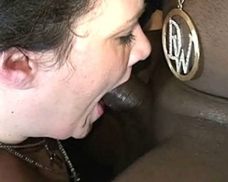 Feed her black cock and she goes all the way