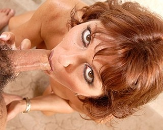 Omaseks Mommy loves to suck it and get it inside her